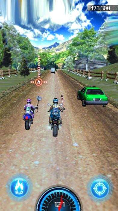Race VIP Moto 3D Kings Driving Summer Games screenshot 1
