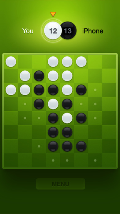 Screenshot #6 for Fresh Reversi - Othello Like Strategy Game