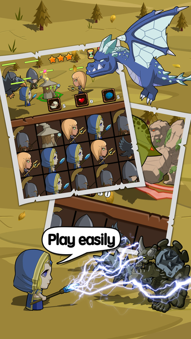 Sheep Legion - turn-based tactical RPG game Screenshots