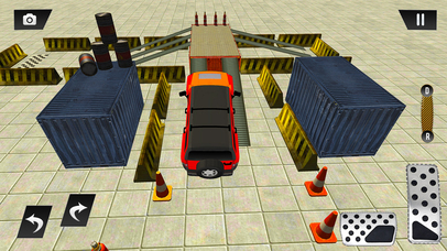 Prado XL Car Parking Sim 2017 screenshot 1