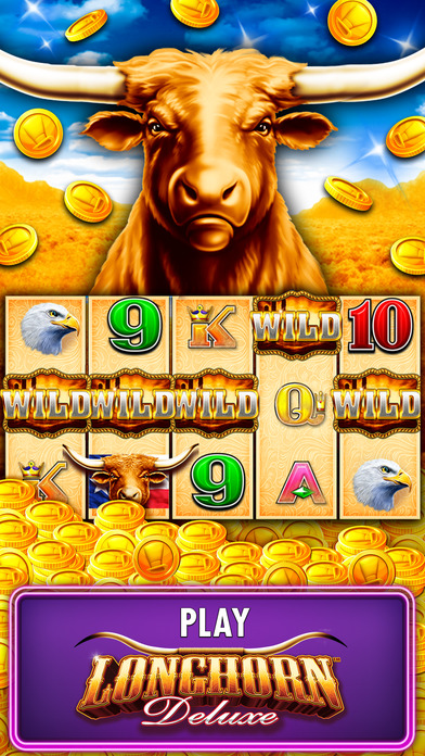 Screenshot 5 Cashman Casino — Casino Slots Games