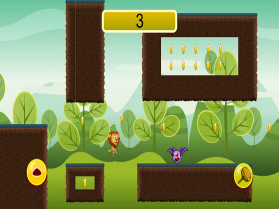 Tiny Plain King Lion Revenge screenshot 6