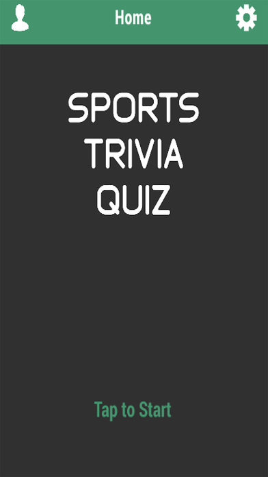 Sports Trivia: Quiz Challange Game Screenshot