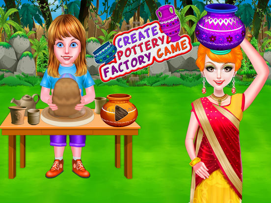 Create Pottery Factory Game screenshot 6