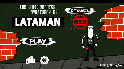 LATAMAN screenshot 1