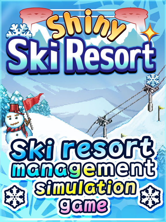 Shiny Ski Resort screenshot 10