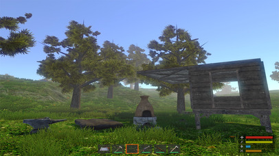 Castaway Survival - Deep Forest screenshot 2