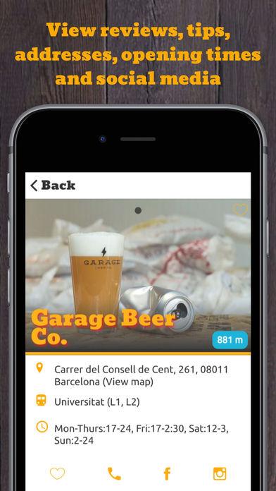 BCN Best Craft Beer screenshot 3