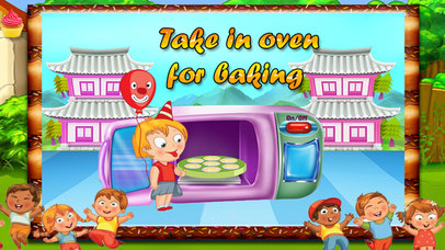 Kids Cup Cake Maker screenshot 4