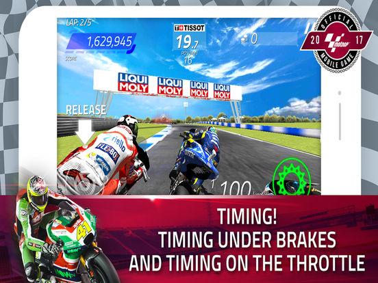 App Shopper: MotoGP Racing - Championship Quest (Games)