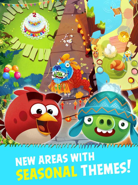 Angry Birds POP! - Bubble Shooter Screenshots