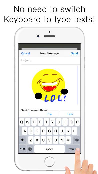 paint keyboard app download android apk. Black Bedroom Furniture Sets. Home Design Ideas