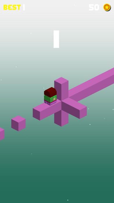 Wall Runner Branches screenshot 3
