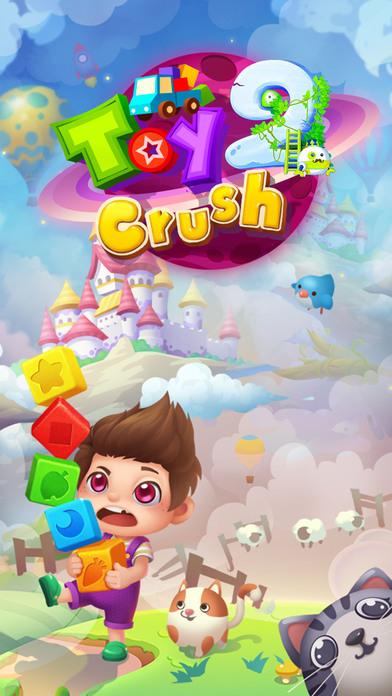 Screenshot 1 Toy Crush 2 — Blast Match