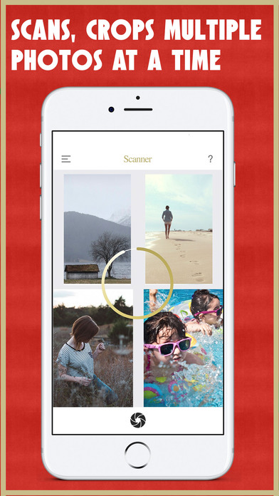 Pic Scanner Gold: Scan photos and picture albums Screenshots