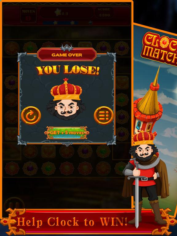 Clock Match screenshot 10