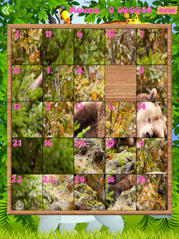 Animal Puzzle only Kids screenshot 8