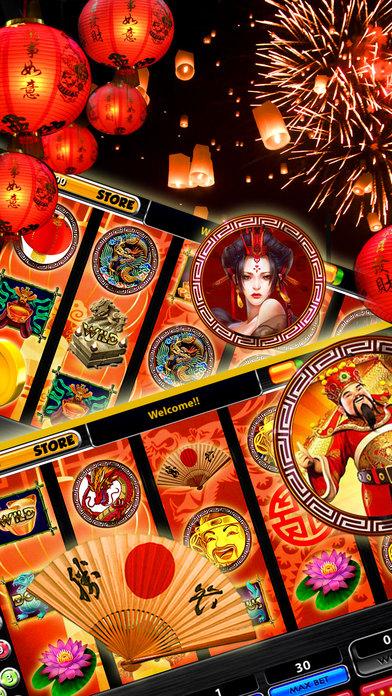 Screenshot 1 Lucky Orient Slots Win International Jackpot Party