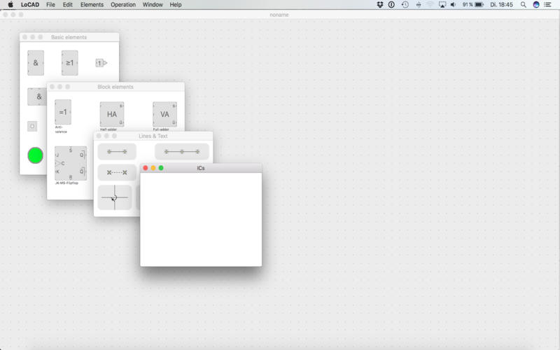 LoCAD for Mac