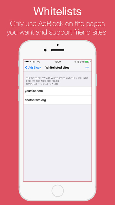 AdBlocker - Privacy, Media and Ads Blocker Screenshots