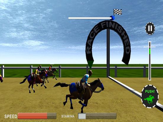 Ultimate Horse Racing:3d screenshot 6
