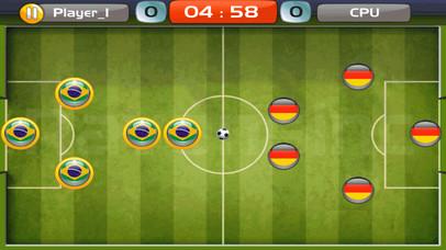 Finger Soccer Game ™ screenshot 4