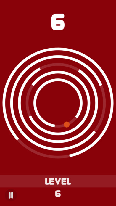 Circle Game - Escape Journey screenshot