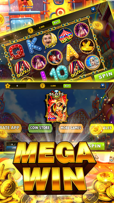Screenshot 3 Carnival Secret Coin Chest – Pusher Slots & Party