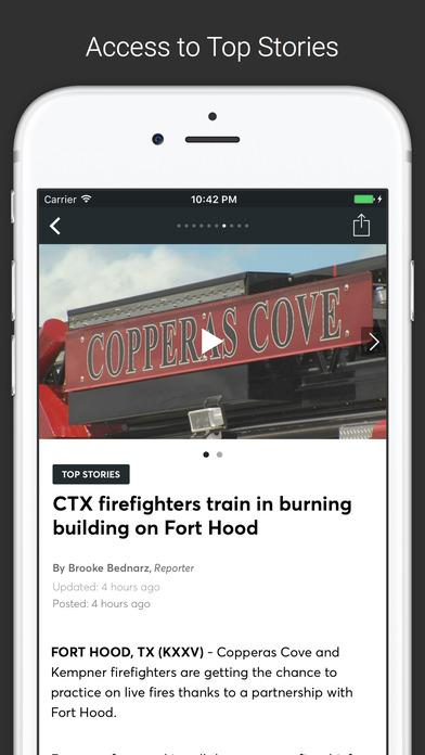 KXXV – Waco, Texas screenshot 2