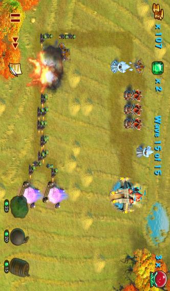 猎魔之塔:Towers N' Trolls HD【塔防游戏】