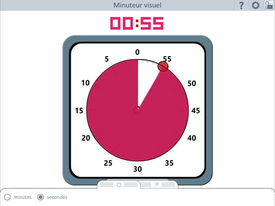 Outils pour l 39 cole minuteur visuel by generation 5 - Minuteur 7 minutes ...