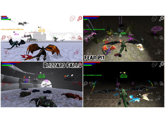 Скачать Dragons Online 3D Multiplayer