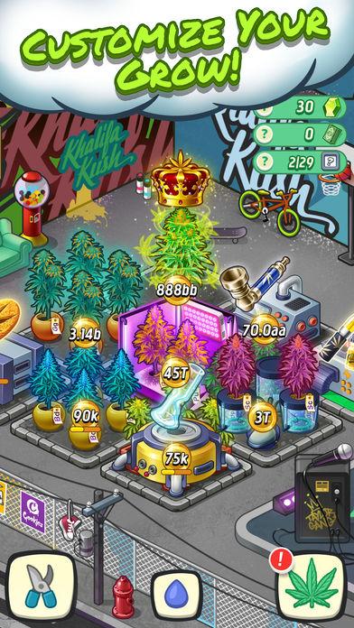 Screenshot #6 for Wiz Khalifa's Weed Farm