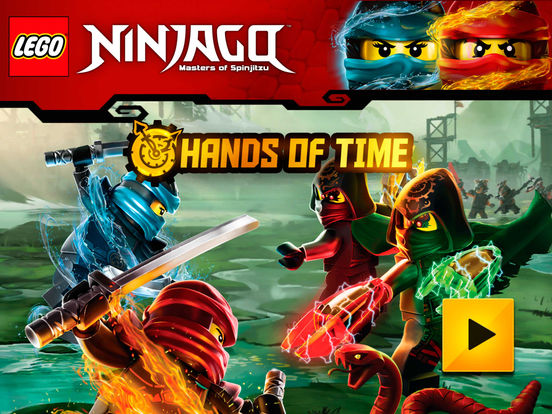 LEGO® Ninjago™ WU-CRUscreeshot 5