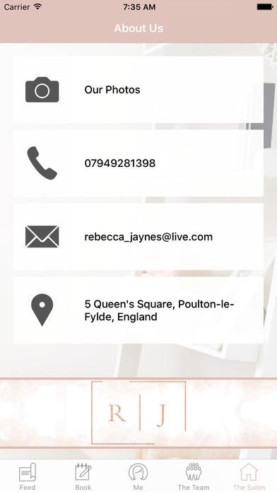 Rebecca Jaynes screenshot