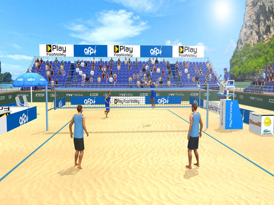 International Beach Volleyball Screenshots