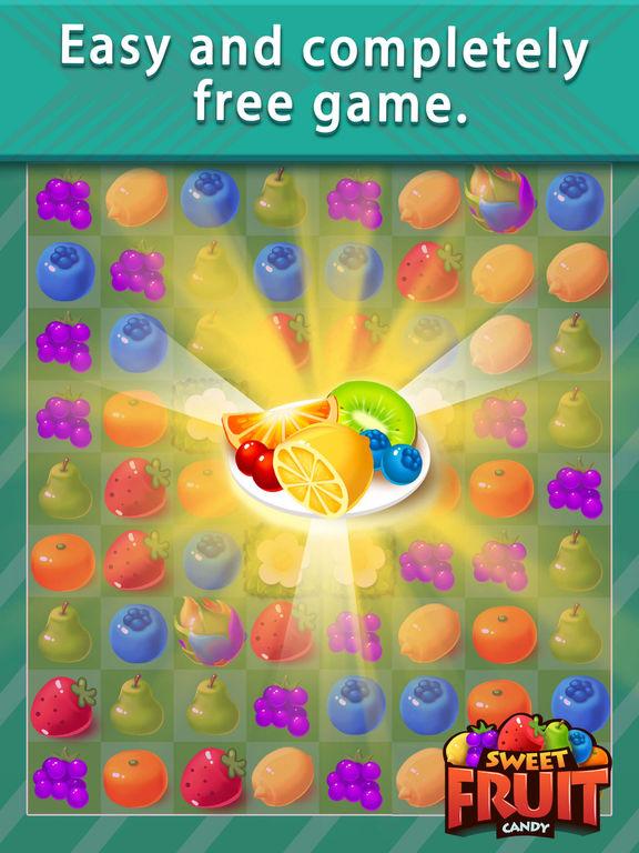 Sweet Jelly Candy screenshot 9