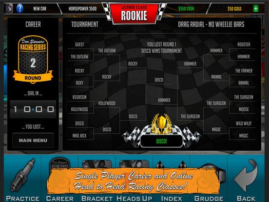 Door Slammers Drag Racing screenshot 9