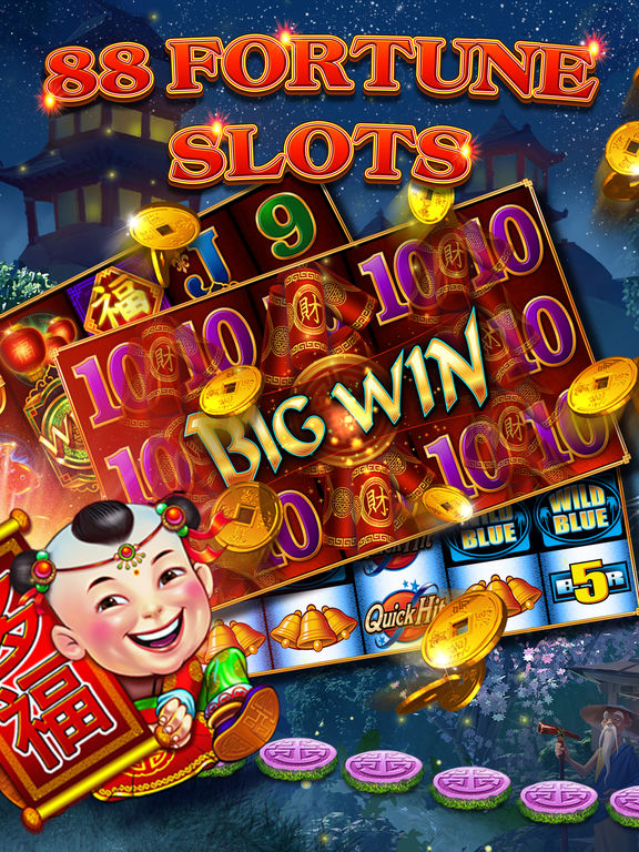 88 fortunes new casino slots itunes