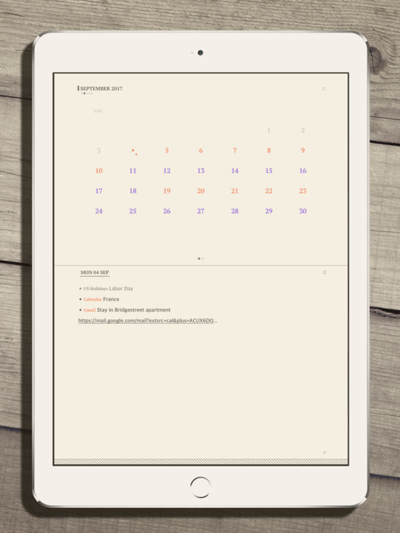 Mojipad: Written Planner for the Digital Age Screenshots