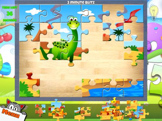 Kid's Jigsaw Puzzles screenshot 3