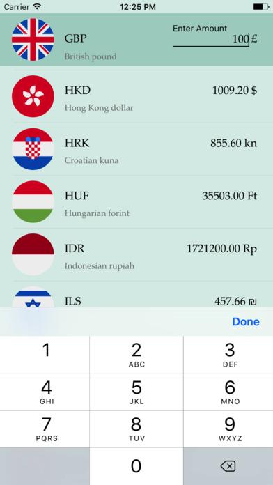 My Currency screenshot 2