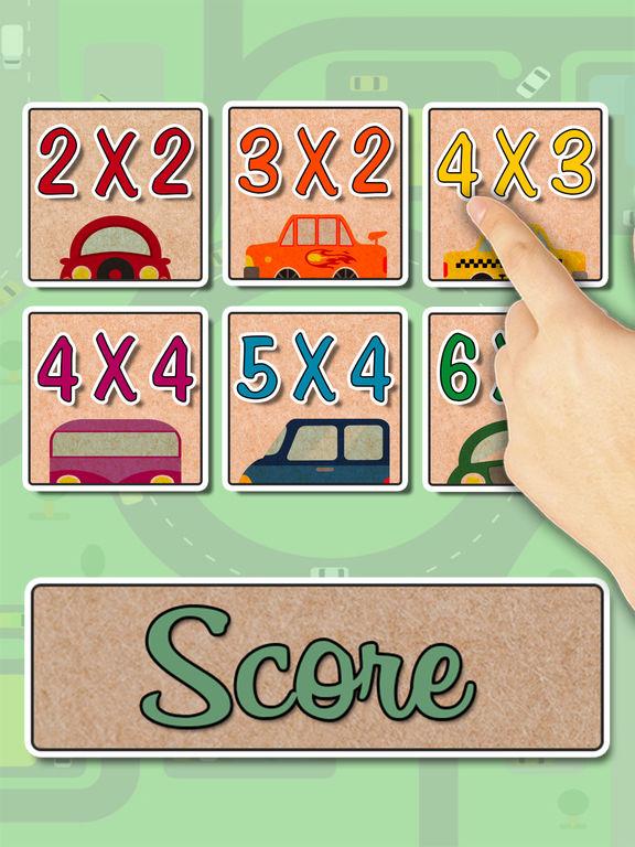 Автомобили найти пар обучающей игру Скриншоты6