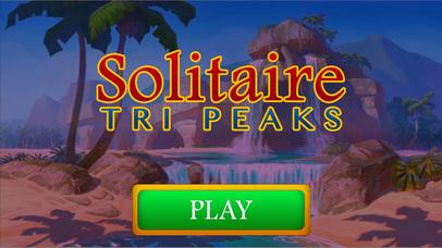 Screenshot 1 Solitaire Tripeaks Pro