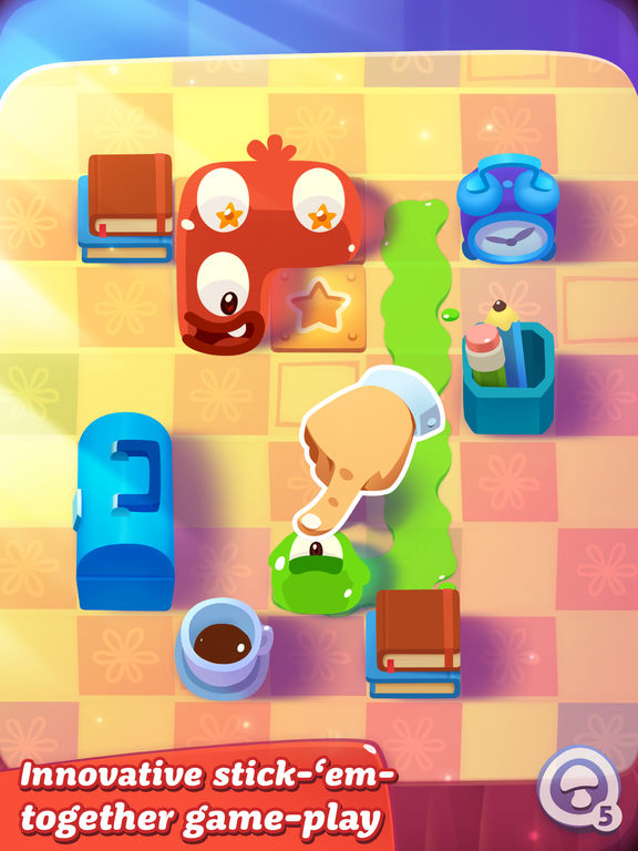 Screenshot #5 for Pudding Monsters HD