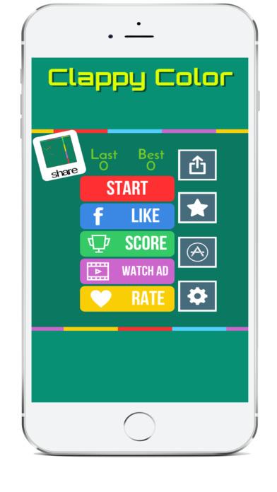 App Shopper: Clappy Color (Games)