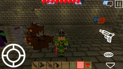 Pixel Block Gun 3D screenshot 4
