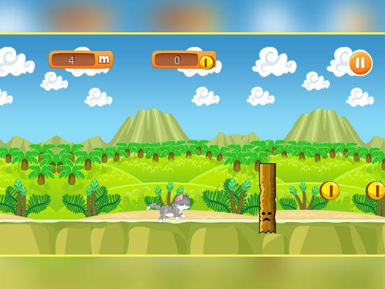 Kitty Run Lite screenshot 5