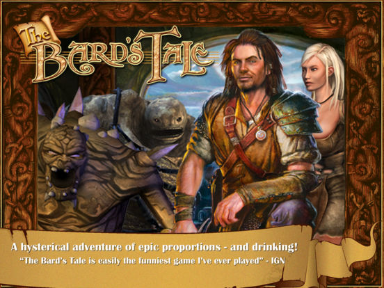 The Bard's Tale Screenshots
