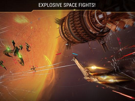 Galaxy on Fire 3 screenshot 7
